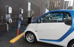 Program prelungit la finanţarea staţiilor pentru maşini electrice