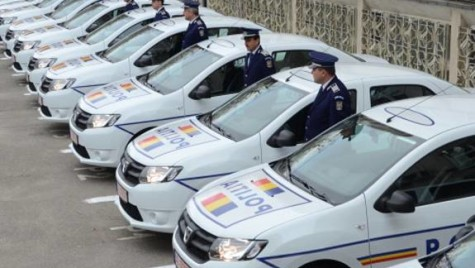 Guvernul alocă 30 mil. lei pentru reînnoirea flotei Poliţiei