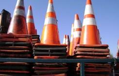 Lucrări de reparaţii pe autostrăzi