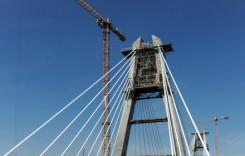 Podul suspendat de la Brăila, gata în 2022?