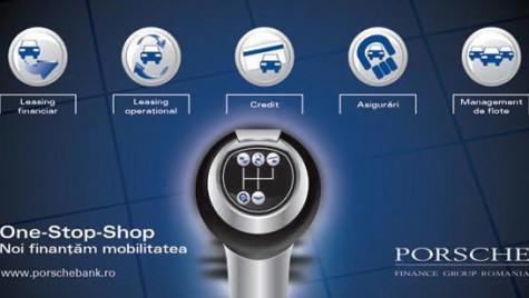 Soluţii pentru IMM-uri. Porsche Mobility: performanţă şi reduceri de cost