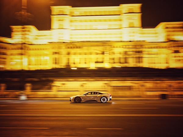 BMW i8-floteauto