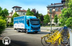 "Noul Eurocargo este ""International Truck of the Year 2016"""