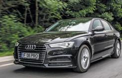 Test cu Audi A6. Domnul contabil şef