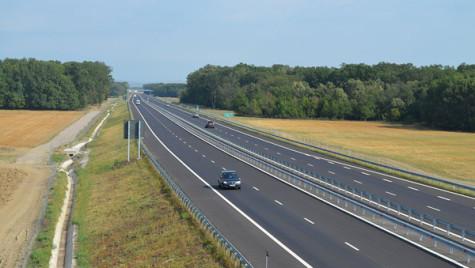 156,7 km de autostradă în 2018