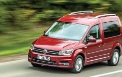 Flotă polivalentă. Volkswagen Caddy Life – Viaţa de zi cu zi