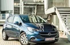 Opel Corsa 1.3 DTE. De pus în flotă