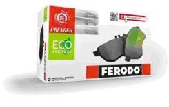 Federal-Mogul: Noutăţi în aria plăcuţelor de frână inovatoare Ferodo Eco-Friction pentru OEM şi Aftermarket