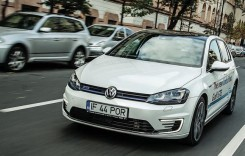 Volkswagen Golf GTE. Alternativă la diesel