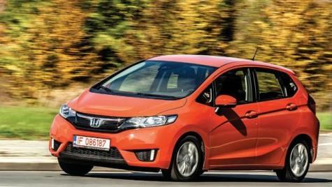 Honda Jazz 1.3. Regina spaţiului