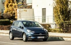 Opel Corsa. De pus în flotă