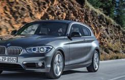 Flotă premium. BMW 116i – Downsize radical