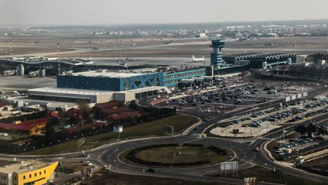 Se schimbă prioritatea pe sensul giratoriu de la Aeroportul Internaţional Henri Coandă