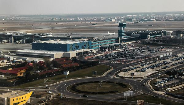 Aeroportul Internaţional Henri Coandă