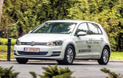VW Golf 1.0 TSI BlueMotion. Şi benzina e eficientă