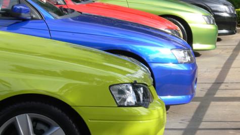 Piaţa auto românească a crescut de trei ori mai repede decât media UE