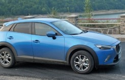 Mazda CX-3 G120 Attraction. Pentru flote de lifestyle