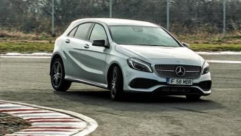 Mercedes A 200 d 7G-DCT. Confort în creştere
