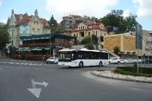 Prima rută de transport în sistemul e-ticketing, la Braşov