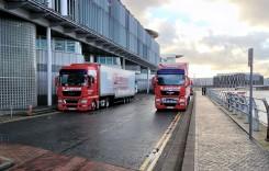 Afacerile din transporturi au înregistrat cea mai mare creştere din servicii