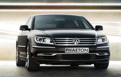 VW Phaeton, victimă colaterală în scandalul emisiilor