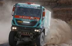 Iveco atacă Dakarul