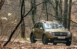 Dacia Duster Connected by Orange