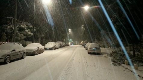 Cod Galben de ninsori viscolite şi intensificări ale vântului până vineri dimineaţă