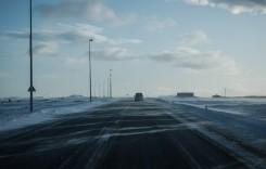 Cinci drumuri naţionale şi Autostrada A2 Lehliu-Feteşti sunt închise