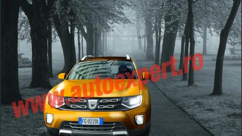 Dacia Duster II, dezvăluit!
