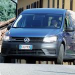 VW Caddy furgon