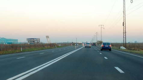 CNADNR va construi 3 pasaje pietonale peste DN 1
