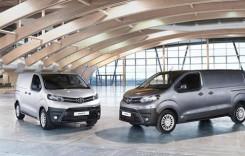 Noua Toyota Proace Van