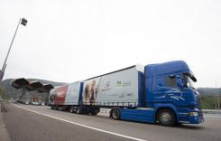 Mega camionul spaniol reduce costurile de transport