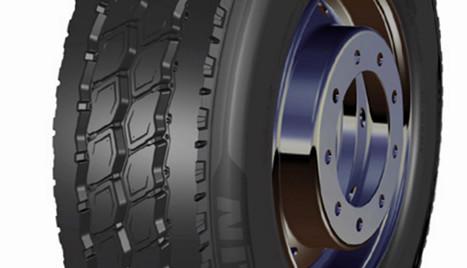 Noile pneuri Michelin heavy duty