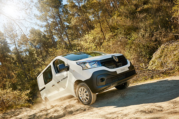 Renault Trafic X-Track