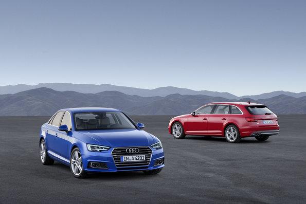 2016 Audi A4, Audi A4 Avant
