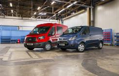 Noul Ford Transit: tehnologia la ea acasă
