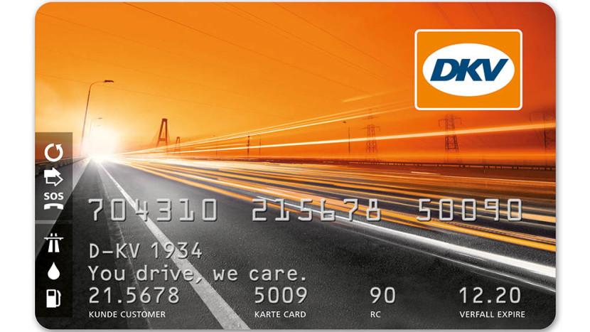 card DKV