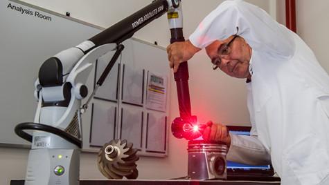Motoarele Scania, testate într-un nou laborator