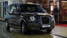 London cab taxi