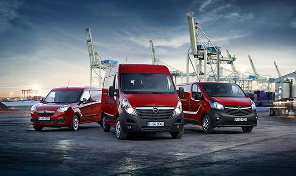 Utilitare Opel
