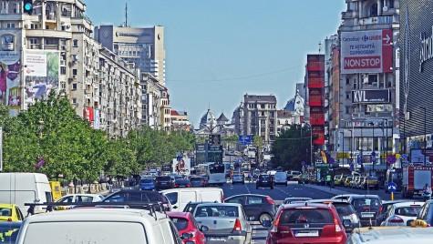 Cum ar putea scădea cu 25% traficul din Capitală