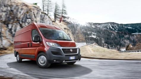 Fiat Professional are, de-acum, motoare Euro 6