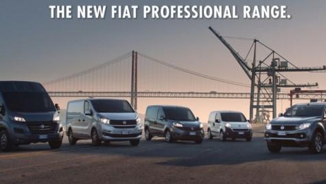 Fiat Professional intră în scenă