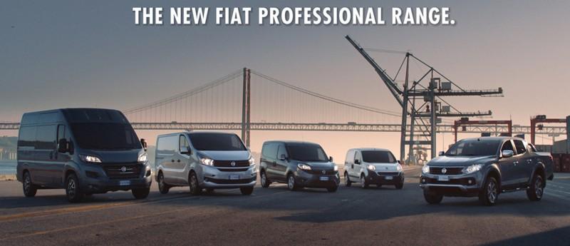 Fiat Professional reclama