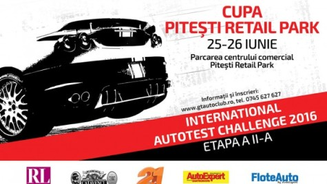 International Autotest Challenge ajunge în Pitești