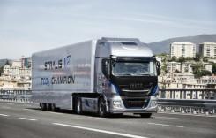 Noul Iveco Stralis NP – cel mai puternic camion alimentat cu gaz natural