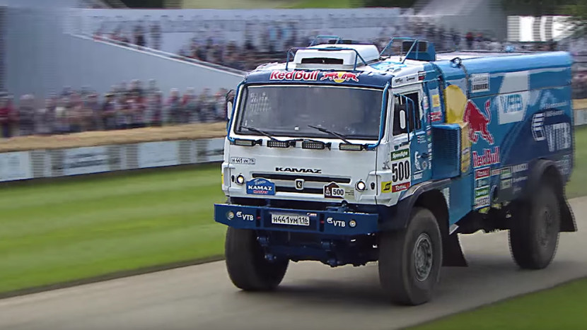 Kamaz Goodwood