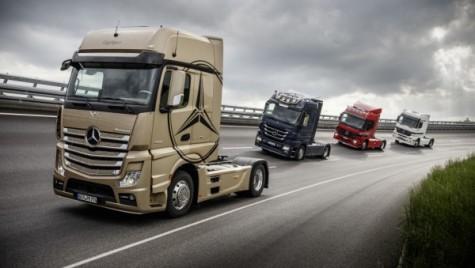 Daimler vine la IAA 2016 cu un nou set de tehnologii